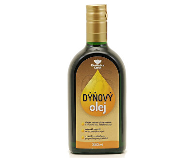 EkoMedica Czech Dýňový olej 350 ml