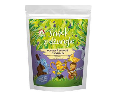 Iswari Snack z džungle - Čarovná raňajky z čučoriedok 300 g
