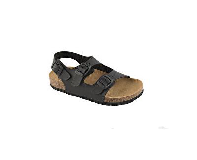 6b5b400c1b5a Scholl Zdravotná obuv AIR BAG B   S KID SynNub-J - čierna ...
