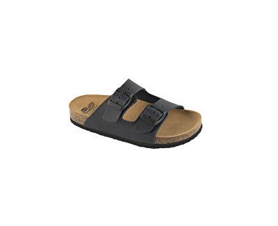 889b6aa92971 Scholl Zdravotní obuv AIR BAG KID SynNub-J - SLEVA až 81 Kč - černá ...