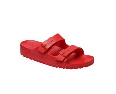 Scholl Zdravotní obuv Bahia - červená  2b045a82c47