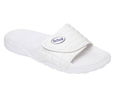 Scholl Zdravotní obuv NAUTILUS PVC - bílá