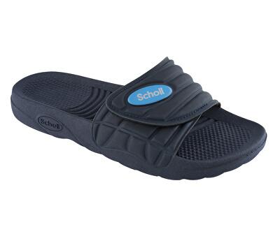 Scholl Zdravotní obuv NAUTILUS PVC - námořnická modrá