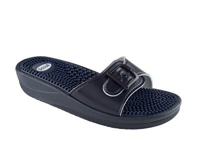Scholl Zdravotní obuv NEW MASSAGE - námořnická modrá