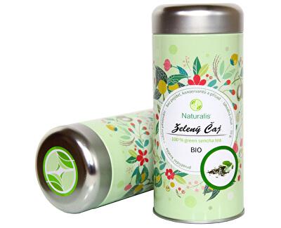 Naturalis Zelený čaj Naturalis BIO 70 g