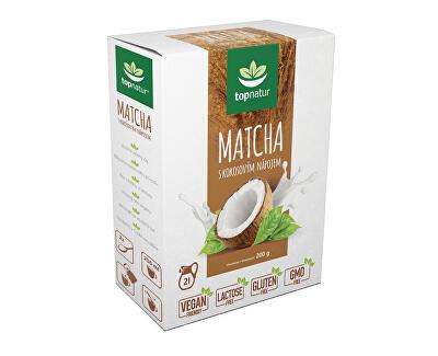 Matcha s kokosovým nápojom 200 g