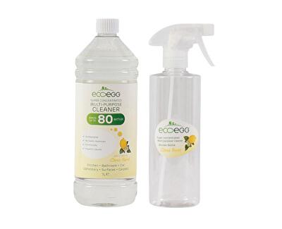 Antibakteriální univerzální čistič s vůní citrusu 1 l