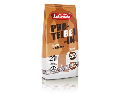 LeGracie Bezlepková proteinová kaše PRO-TE(BE)-IN ořechy 120g