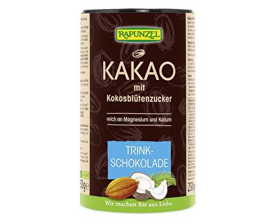 Rapunzel Bio kakao s kokosovým cukrem RAPUNZEL 250 g