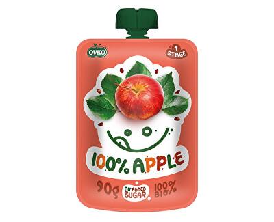 OVKO Bio kapsička 100% jablko OVKO 90g