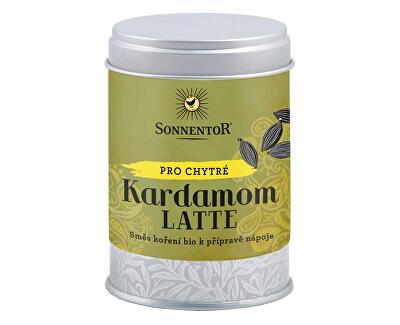 Sonnentor Bio Kardamom Latte 45g dóza (pikantní kořenící směs)