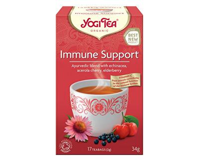 Yogi Tea Bio Podpora imunity Yogi Tea 17 x 2 g