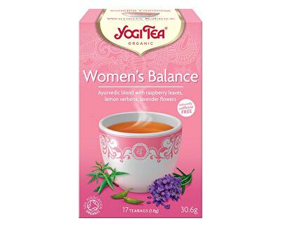 Yogi Tea Bio Rovnováha ženy Yogi Tea 17 x 1,8 g