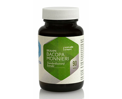 hepatica Brahmi Bacopa monnieri 90 kapsúl
