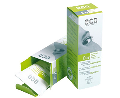 Eco Cosmetics Denní krém BIO s granátovým jablkem a papájou 50ml