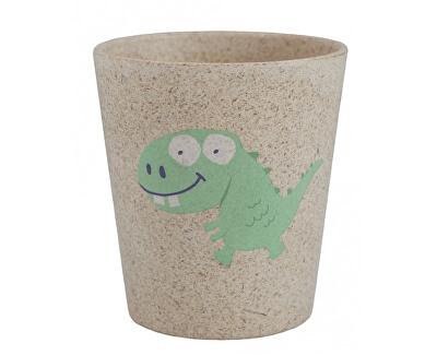Detský zubný téglik Dino