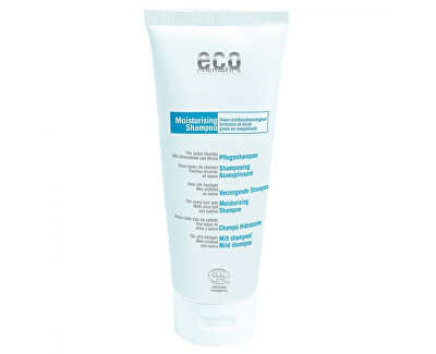 Eco Cosmetics Hydratačný šampón BIO pre suché a unavené vlasy 200 ml