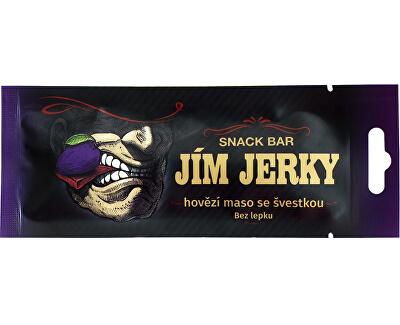 Jim Jerky Jerky Bar hovězí 17g B25