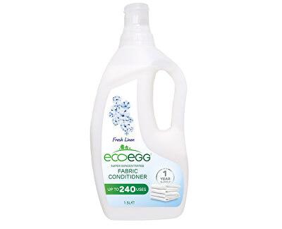 Ecoegg Koncentrovaná aviváž s vůní svěží bavlny 1,5 l