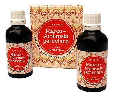 Marco - Ambrosia peruviana bylinná tinktura 2 x 50 ml
