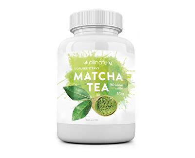 Allnature Matcha Tea 90 tbl.