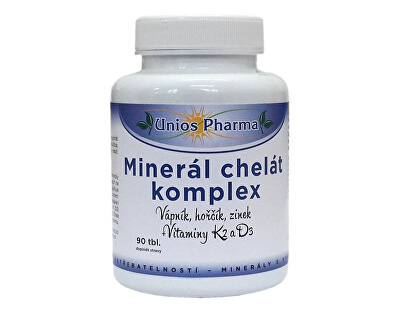Unios Pharma Minerál chelát komplex 90 tablet