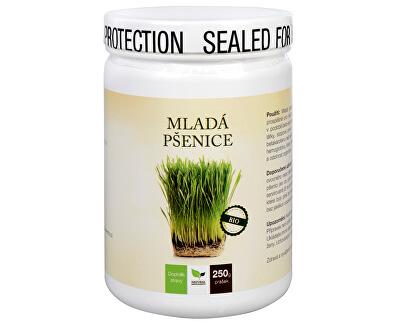 Natural Medicaments Mladá pšenica BIO 250 g