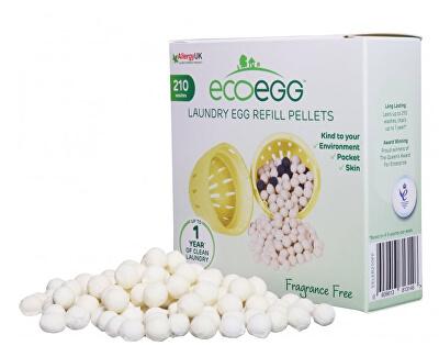 Náplň do pracího vajíčka 210 cyklů praní bez vůně