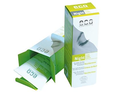 Eco Cosmetics Noční krém BIO s granátovým jablkem a ženšenem 50ml