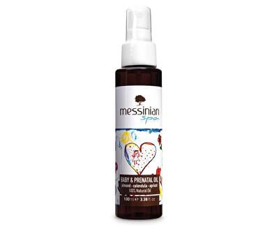 Messinian Spa Olej pro miminka a nastávající maminky 100 ml
