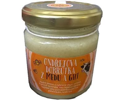 Ondřej Ullrich Ondřejova dobrůtka z medu a ghí 185 g