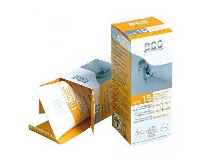 Opaľovací krém SPF 15 BIO 75 ml