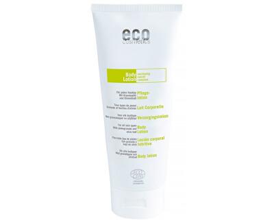 Eco Cosmetics Regenerační tělové mléko BIO s olivovým olejem a granátovým jablkem 200ml