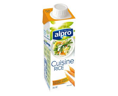 Alpro Rice Cuisine - rýžová alternativa ke smetaně 250ml