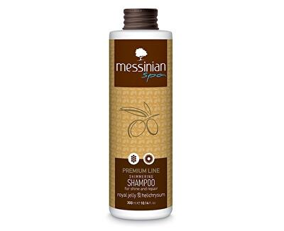 Šampón pre lesk a regeneráciu materská kašička & slamiha 300 ml