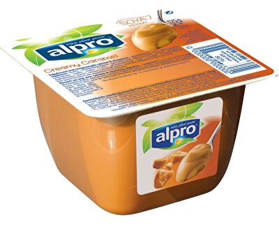 Alpro Sójový dezert karamelový 125g