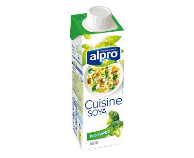 Alpro Soya Cuisine - sójová alternativa ke smetaně 250ml