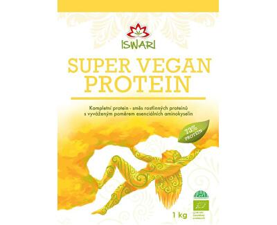 Iswari Super vegan 70% proteín BIO 1 kg