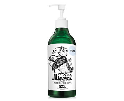 Yope Tekuté kuchynské mydlo Minerálne 500 ml
