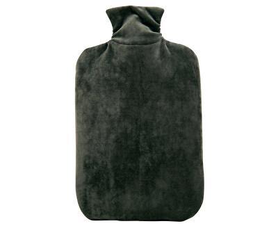 Hugo-Frosch Termofor Eco Classic Comfort se sametovým obalem - měsíční šedá