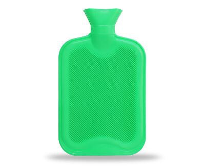 BeautyRelax Termofor ohřívací láhev BR-890Z Zelená