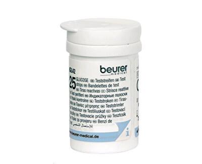 Beurer Testovací proužky 461.15