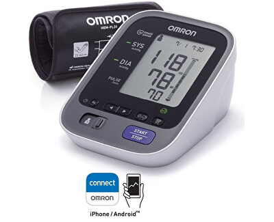 Omron Tlakomer M7 Intelli IT s bluetooth pripojením