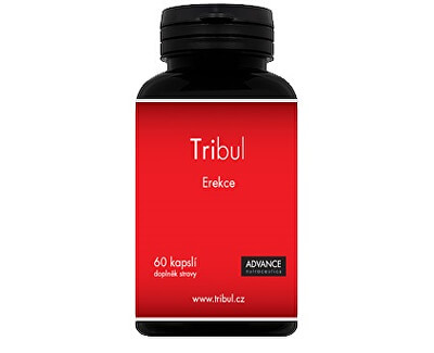 Advance nutraceutics Tribul 60 kapslí