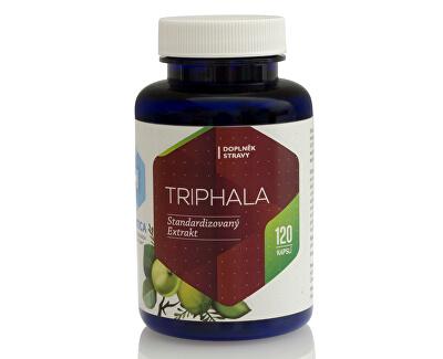 Hepatica Triphala 120 kapslí