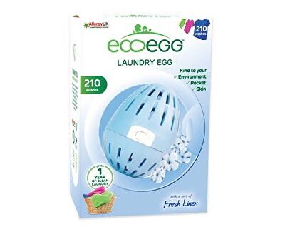 Vajíčko na praní 210 cyklů praní s vůní svěží bavlny