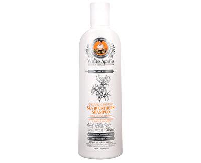 Babushka Agafia White Agafia rakytníkový šampon pro objem 280 ml