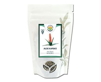 Aloe kapská - pryskyřice