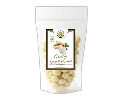 Salvia Paradise Arašidy v jogurtovej poleve<br /><strong>Arašídy v jogurtové polevě</strong>
