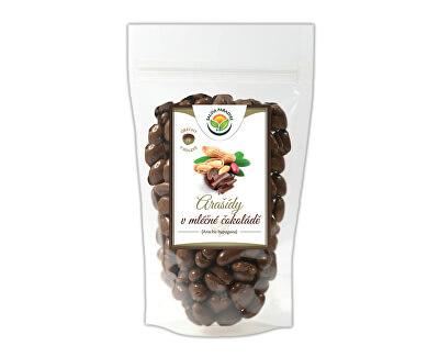 Salvia Paradise Arašídy v mléčné čokoládě<br /><strong>Arašídy v mléčné čokoládě</strong>